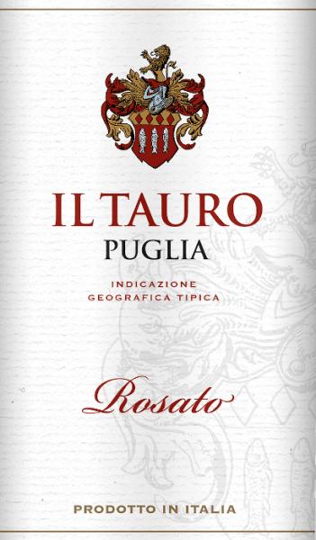 Rosato Puglia IGT 2019 - Il Tauro von Il Tauro