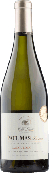 Single Vineyard Collection Blanc 2018 - Paul Mas Reserve von Domaine Paul Mas