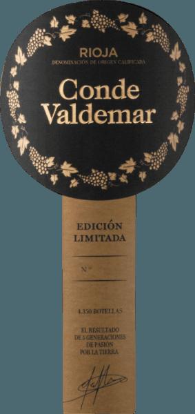 Conde Valdemar Edición Limitada Rioja DOCa 2016 - Bodegas Valdemar von Bodegas Valdemar