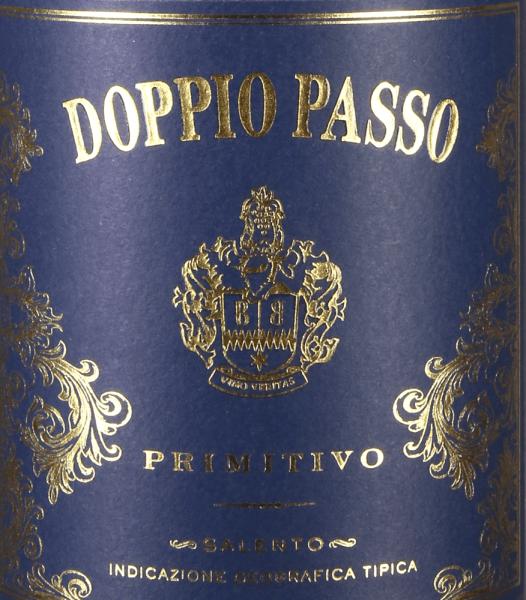 Doppio Passo Primitivo Salento 2019 - Carlo Botter von Casa Vinicola Carlo Botter