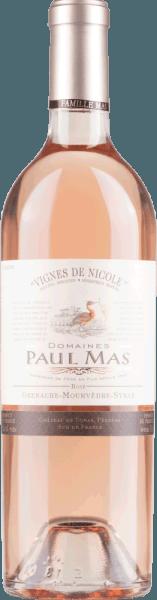 Vignes de Nicole Rosé 2019 - Domaine Paul Mas von Domaine Paul Mas