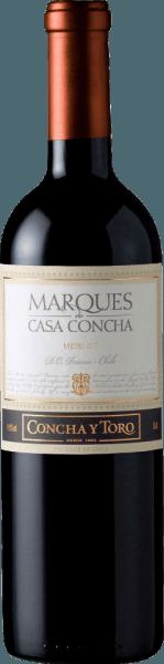 Marques de Casa Concha Merlot 2017 - Concha y Toro