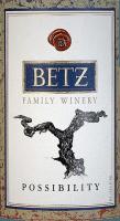 Vorschau: Possibility 2016 - Betz Family Winery