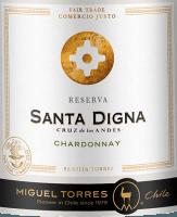 Vorschau: Santa Digna Chardonnay Reserva 2019 - Miguel Torres Chile