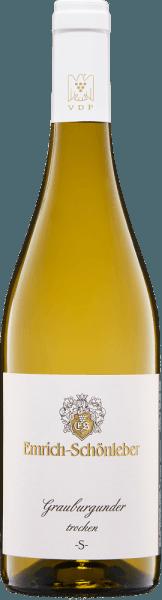 Grauburgunder Qualitätswein S 2019 - Emrich-Schönleber