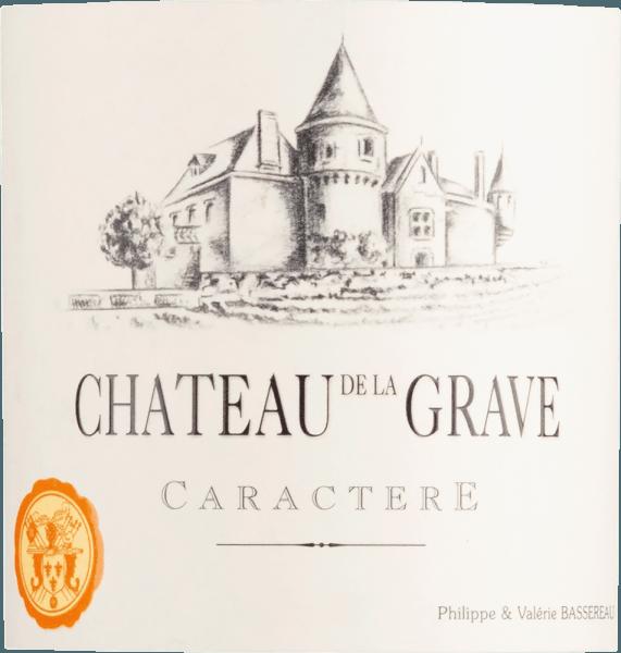 Caractere 2016 - Château de la Grave von Château de la Grave
