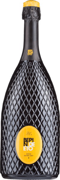 Prosecco Spumante Millesimato extra dry Valdobbiadene DOCG 1,5 l Magnum 2019 - Bepin de Eto von Bepin de Eto