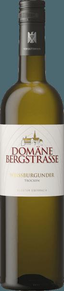 Weißburgunder trocken 2019 - Domäne Bergstraße - Kloster Eberbach