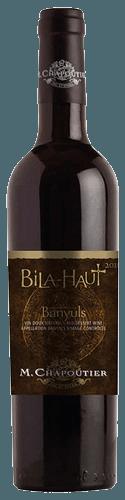 Banyuls Rouge Bila-Haut AOC 0,5 l 2018 - M. Chapoutier