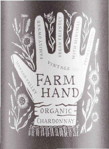 Chardonnay Monash Valley 2018 - Farm Hand von Farm Hand Wines