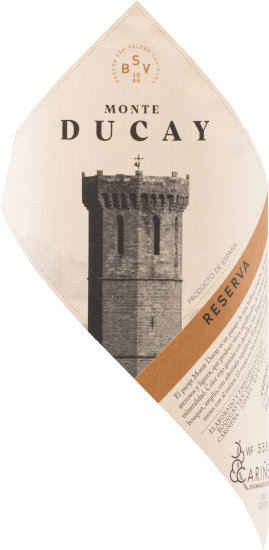 Monte Ducay Seleccionada Pergamino Reserva DO 2016 - Bodegas San Valero von Bodegas San Valero