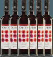 6er Vorteils-Weinpaket - Crucillón DO 2018 - Bodegas Aragonesas