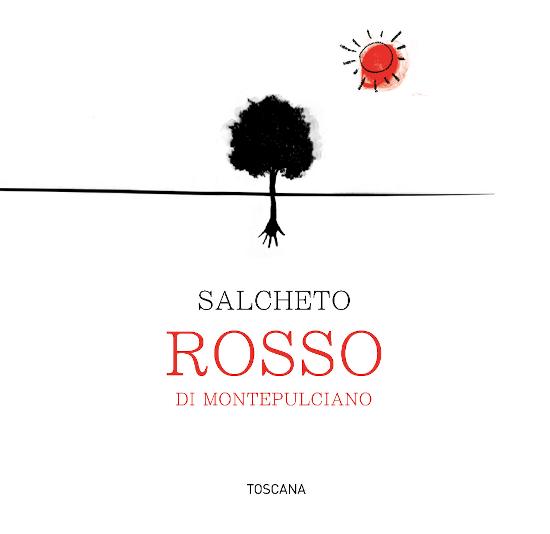 Der Vino Rosso von Salcheto aus dem italienischen Weinanbaugebiet DOC Rossodi Montepulciano in der Toskana ist eine harmonische, ausdrucksstarke und unkomplizierte Rotwein-Cuvée, die aus den Rebsorten Sangiovese, Canaiolo und Merlot vinifiziert wird. Im Glas besitzt dieser Wein ein sattes Kirschrot mit rubinroten Glanzlichtern. Die Nase wird von intensiven Aromen nach dunklen Beerenfrüchten - besonders Brombeere - saftigen Kirschen und feinen Noten nach Gewürzen verzaubert. Am Gaumen überzeugt dieser italienische Rotwein mit einer dezenten Säurestruktur, die wundervoll mit den Aromen der Nase harmoniert. Die Tannine sind perfekt in den Körper eingebunden und begleiten in das angenehm lange Finale. Vinifikation desSalchetoVino Rossodi Montepulciano Auf dem jüngsten Weinberg des Weinguts in Montepulciano wachsen die Trauben für diesen Rotwein. Sobald das Lesegut im Weinkeller von Salcheto angekommen ist, werden die Trauben schonend gepresst und zur Gärung in Edelstahltanks überführt. Nach abgeschlossenem Gärprozess verleibt dieser Wein 4 Monate im Stahl. Nach der Abfüllung rundet dieser Rotwein noch für 3 Monate harmonisch auf der Flasche hab, bevor dieser Wein das Weingut verlässt. Speiseempfehlung für denVino Rosso Salcheto Montepulciano Genießen Sie diesen trockenen Rotwein aus Italien zu allerlei Gerichten der italienischen Küche - gerne zu klassischer Pasta in Tomatensauce oder zu Pizza Salami.