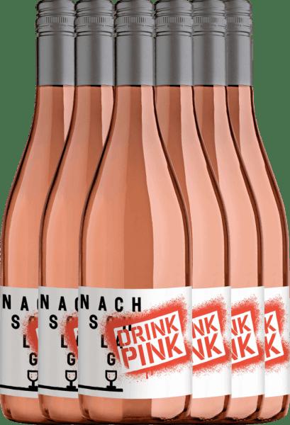 6er Vorteilspaket - Nachschlag DrinkPink 2020 - Winzerhof Stahl
