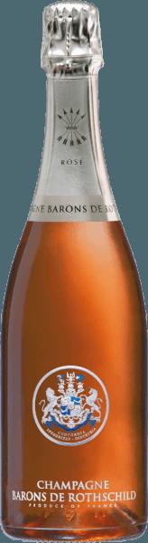 Champagner Rosé Brut - Barons de Rothschild