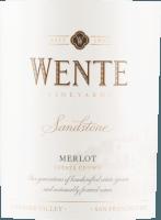 Vorschau: Sandstone Merlot 2018 - Wente Vineyards