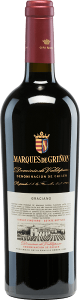 Graciano Dominio de Valdepusa DO 2013 - Marques de Grinon