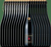 18er Vorteilspaket - Fragolino Rosso Frizzante - Bottega