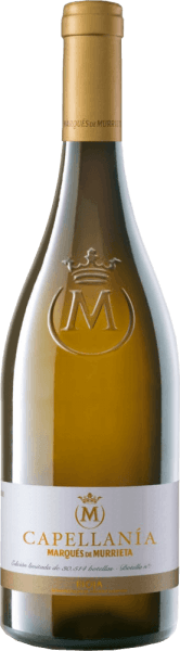 Capellania Blanco DOCa 2015 - Marques de Murrieta