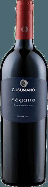 Sàgana Sicilia DOC 2017 - Cusumano