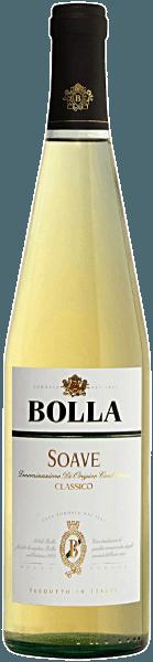 Die Trauben für den Soave DOC Classico von Bolla stammen aus der hügeligen Weingegend Soave. Vornehmlich aus Garganega-Trauben vinifiziert, duftet diese helle, strohgelbe Cuvéenach Aprikose und Pfeffer. Food Pairing / Speiseempfehlung für denSoave DOC Classico von Bolla Dank des leichten und trockenen Charakters ist dieser Weißwein ein idealer Begleiter zu sommerlichen Speisen.