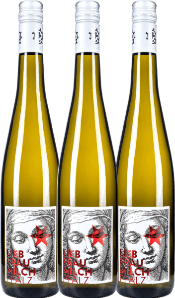 3er Vorteils-Weinpaket - Liebfraumilch 2019 - Weingut Hammel