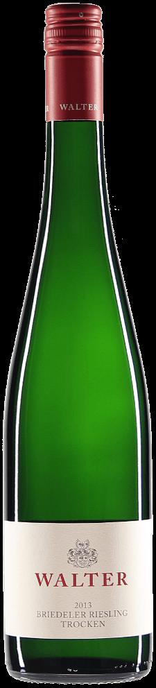 Briedeler Riesling 2013 trocken Ortswein - Weingut Walter