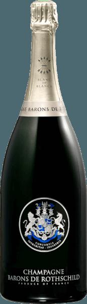Champagner Blanc de Blancs Brut 1,5 l Magnum - Barons de Rothschild von Champagne Barons de Rothschild