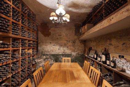 Wine cellar Kanonkop
