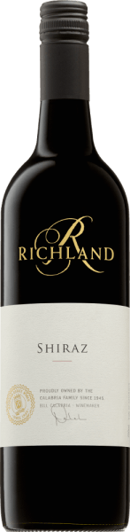 Richland Shiraz 2017 - Calabria Family Wines