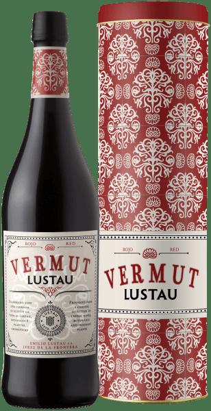 Vermut Rojo in present box - Emilio Lustau