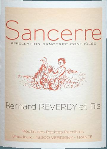 Les Caillottes Rosé Sancerre AOC 2019 - Bernard Reverdy von Domaine Bernard Reverdy