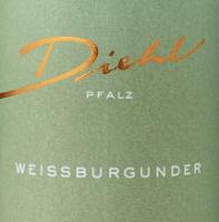 Vorschau: Weißburgunder trocken 2020 - A. Diehl