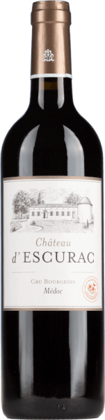 Cru Bourgeois Medoc AOC 2016 - Château d'Escurac