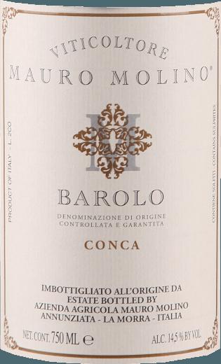 Conca Barolo DOCG 2014 - Mauro Molino von Mauro Molino