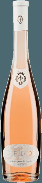 Cep d'Or Rosé Côtes de Provence AOP 2019 - Les Maitres Vignerons de Saint Tropez