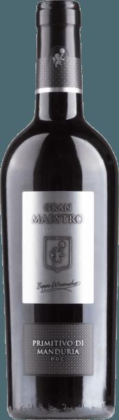 Gran Maestro Primitivo di Manduria DOC 2018 - Cielo e Terra
