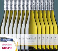 Preview: 12er Vorteils-Weinpaket - Horgelus Blanc 2020 - Domaine Horgelus
