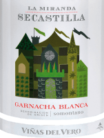 Vorschau: La Miranda de Secastilla Garnacha Blanca DO 2018 - Viñas del Vero
