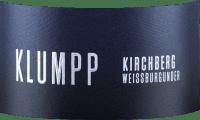 Vorschau: Kirchberg Weissburgunder trocken 2019 - Klumpp