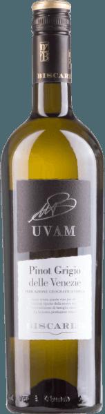 Mabis UVAM Pinot Grigio Delle Venezie 2019 - Biscardo