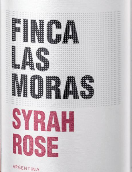 Syrah Rosé San Juan 2019 - Finca Las Moras von Finca Las Moras