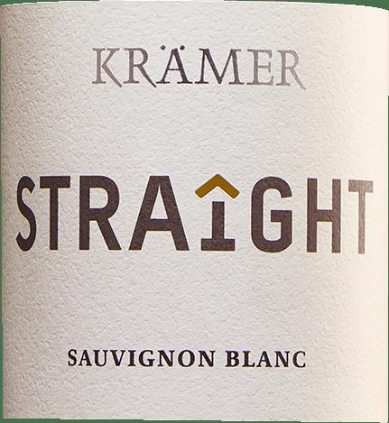 Krämer Straight Sauvignon Blanc trocken 2019 - Tobias Krämer von Tobias Krämer