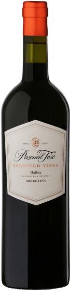 Selected Vines Malbec 2018 - Pascual Toso