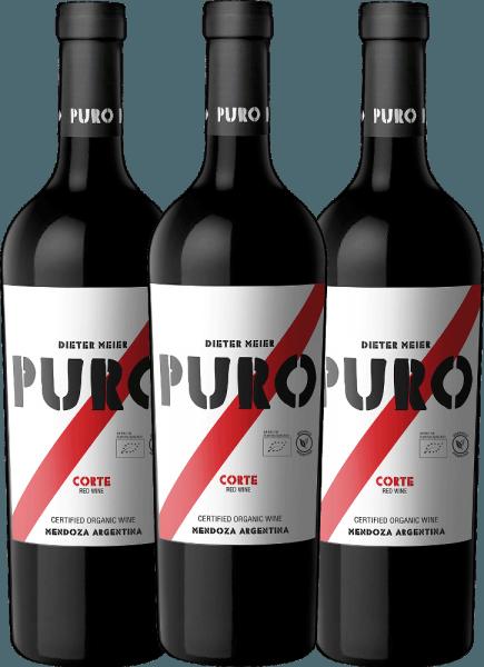 3er Paket - Puro Corte 2019 - Dieter Meier