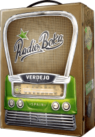 Radio Boka Verdejo DO 3,0 l Bag in Box Weinschlauch - Hammeken Cellars