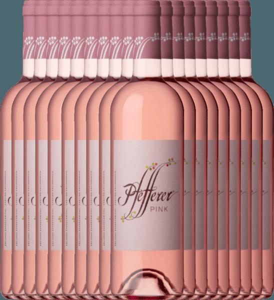 18er Vorteilspaket - Pfefferer Pink Vigneti delle Dolomiti IGT 2020 - Kellerei Schreckbichl
