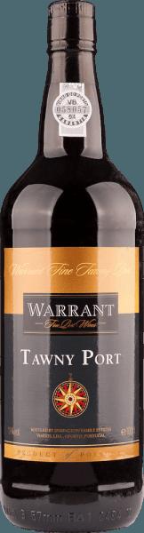 Warrant Tawny Port 1,0 l - Symington