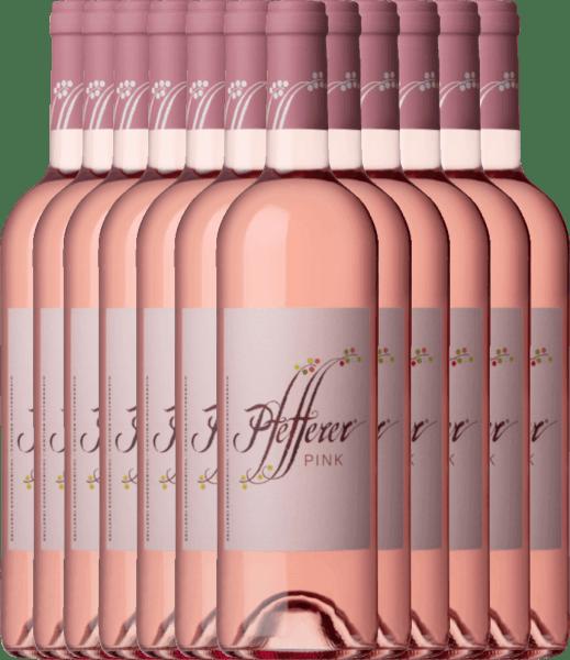 12er Vorteilspaket Vigneti delle Dolomiti IGT - Pfefferer Pink 2020 - Kellerei Schreckbichl