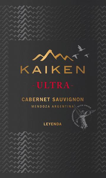 Ultra Cabernet Sauvignon 2017 - Viña Kaiken von Bodega Kaiken